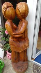 Aktuelle Holzskulpturen